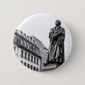 Luther Martin sculpture 2 Inch Round Button