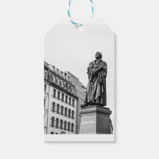 Luther Martin sculpture Gift Tags