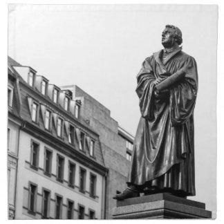 Luther Martin sculpture Napkin