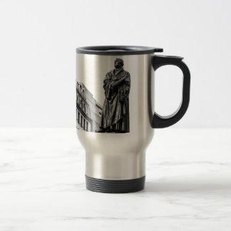 Luther Martin sculpture Travel Mug