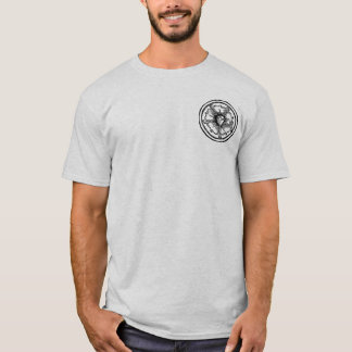 Luther-Seal By Grace through Faith T-Shirt