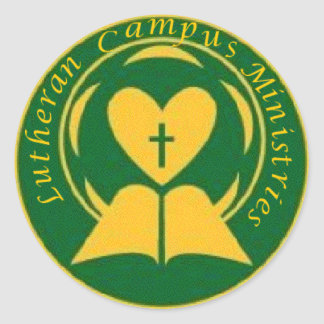 Lutheran Campus Ministries Sticker