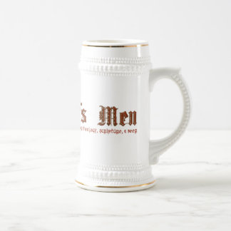 Luther's Men Stein Coffee Mugs