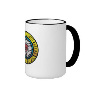 Luther's Rose- The Five Solas Coffee Mugs