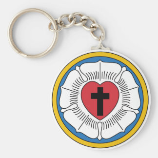 Luther's Seal Keychain