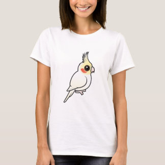 Lutino Cockatiel T-Shirt