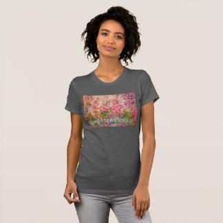 Luv Hollyhocks T-Shirt