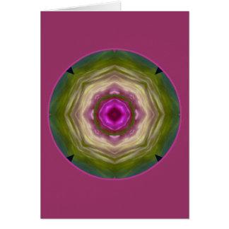 Luv Luv Heart Chakra Card