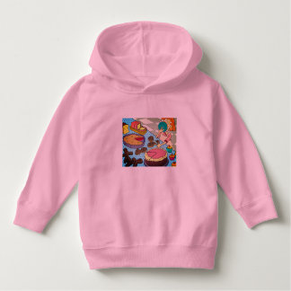 Luv U  ❤️ Luv Me hoodie by DAL