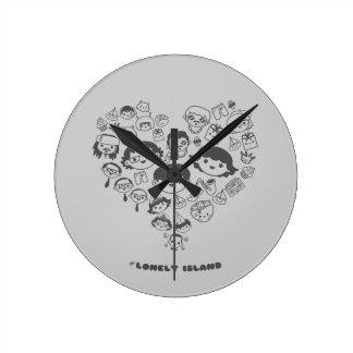 Luv Wall Clocks