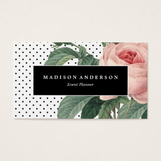 Luxe Botanical | Business Cards