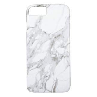 Luxe White Marble Case-Mate iPhone Case