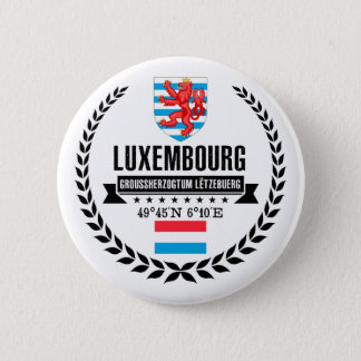 Luxembourg 2 Inch Round Button