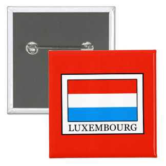 Luxembourg 2 Inch Square Button