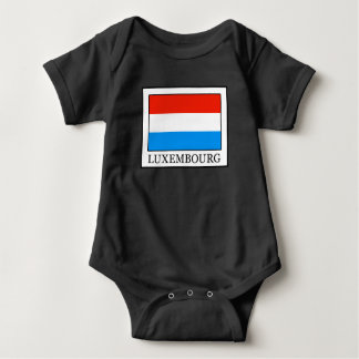 Luxembourg Baby Bodysuit