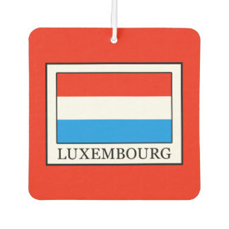 Luxembourg Car Air Freshener