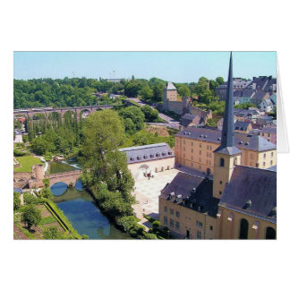 LUXEMBOURG, CITY CARD