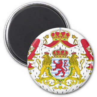 Luxembourg coat of arms magnet