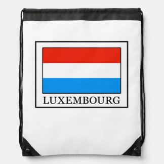 Luxembourg Drawstring Bag