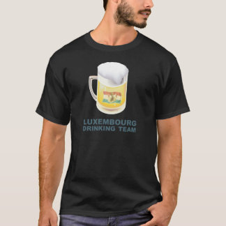 Luxembourg Drinking Team T-Shirt