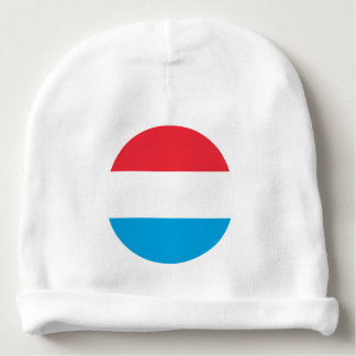 Luxembourg Flag Baby Beanie