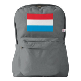 Luxembourg Flag Backpack