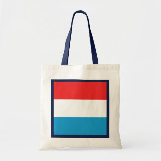 Luxembourg Flag Bag