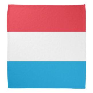 Luxembourg Flag Bandana