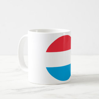 Luxembourg Flag Coffee Mug
