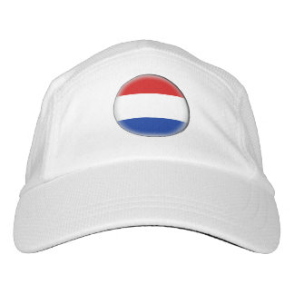 Luxembourg Flag Hat