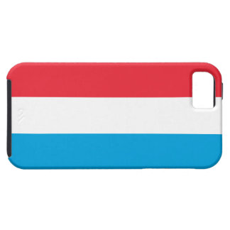 Luxembourg Flag iPhone 5 Cover