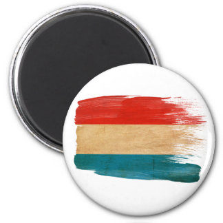 Luxembourg Flag Magnets