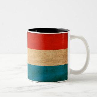 Luxembourg Flag Mug