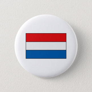 Luxembourg Flag T-shirts and Gifts 2 Inch Round Button