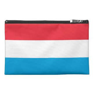 Luxembourg Flag Travel Accessory Bag