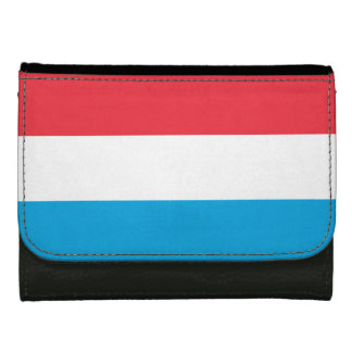 Luxembourg Flag Wallet