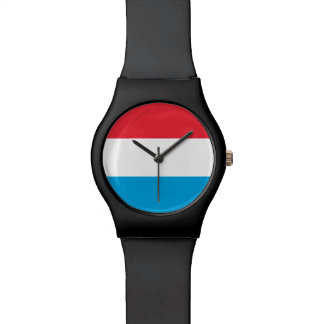 Luxembourg Flag Watch