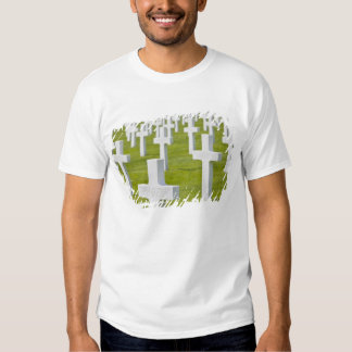 Luxembourg, Hamm. US Military Cemetery T-shirts