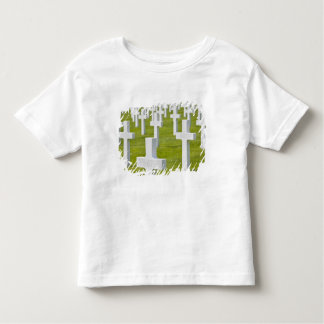Luxembourg, Hamm. US Military Cemetery Toddler T-shirt