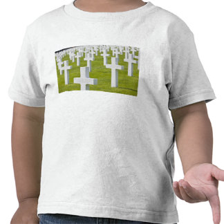 Luxembourg, Hamm. US Military Cemetery Tshirts