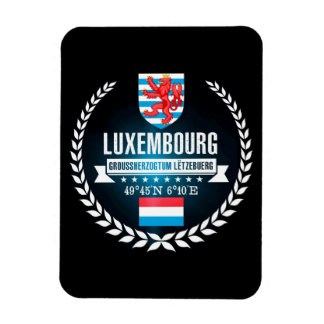Luxembourg Magnet