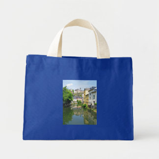 Luxembourg Mini Tote Bag