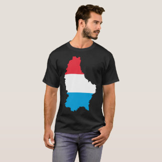 Luxembourg Nation T-Shirt
