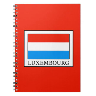Luxembourg Notebook
