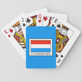 Luxembourg Playing Cards