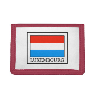 Luxembourg Tri-fold Wallet