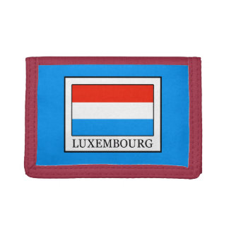 Luxembourg Trifold Wallets