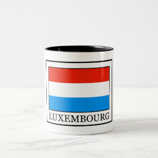 Luxembourg Two-Tone Coffee Mug