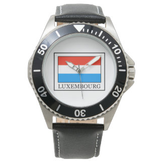 Luxembourg Wristwatch