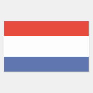Luxemburg flag sticker